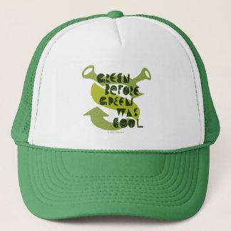 Le vert avant vert était frais casquette