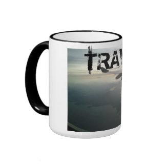 Le voyage inspirent la tasse