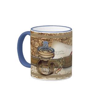 Le voyageur tasses à café