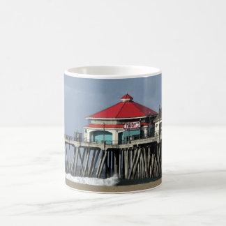 Le wagon-restaurant du rubis - tasse de café de