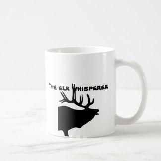 Le Whisperer d'élans Mug