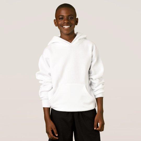 Pull ComfortBlend® d'Hanes pour enfant, Blanc