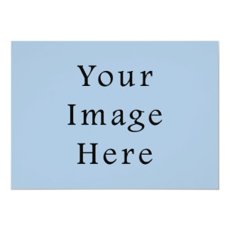 Lege Sjabloon van de Tendens van de Kleur van het 12,7x17,8 Uitnodiging Kaart