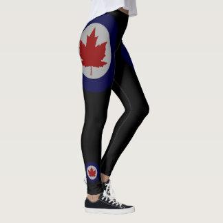 Leggings 1946-1965) guêtres de corps d'aviation canadien