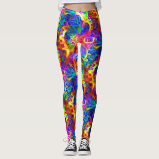 Leggings Arc-en-ciel