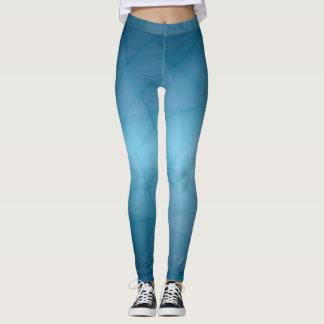 Leggings Bleu