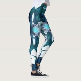Leggings Bleu de Kenna