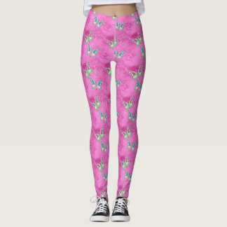 Leggings Bruit de papillon