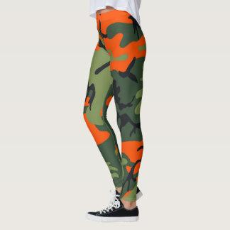 Leggings Camoflauged Paintballer