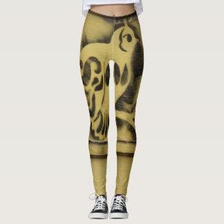 Leggings Canari jaune