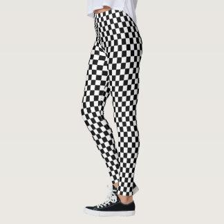 Leggings Checkered