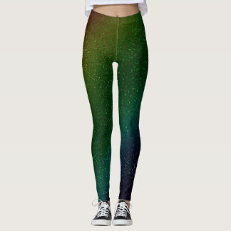 LEGGINGS CHUTES D'ARC-EN-CIEL