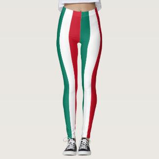 Leggings Drapeau d'Italien de l'Italie Italie