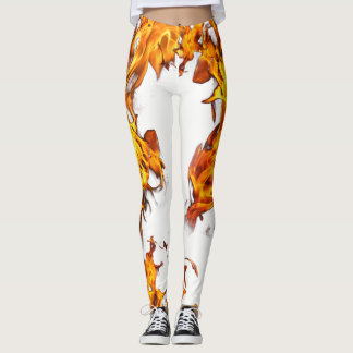 Leggings FlameFlicker