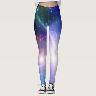Leggings Galaxie moderne #7