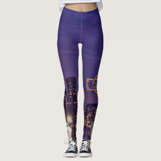 Leggings Guêtres de Baltimore de PAIR