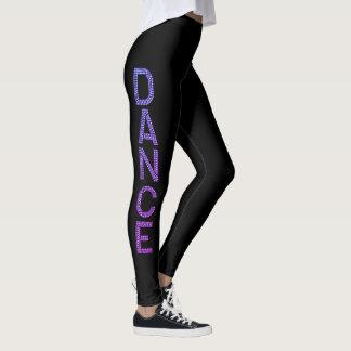 Leggings Guêtres de danse