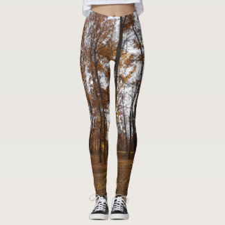 Leggings Guêtres de nature