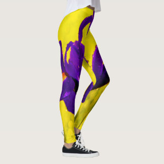Leggings Iris néerlandais