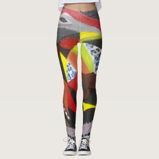 Leggings Le vase
