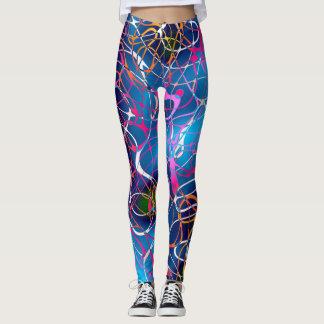 Leggings leggings, colorfull 562