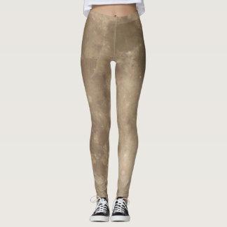 Leggings Les guêtres de lune refroidissent le pantalon de