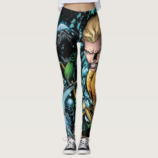 Leggings Les nouveaux 52 - Aquaman #1