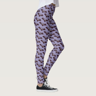 Leggings Motif frais de batte de Halloween