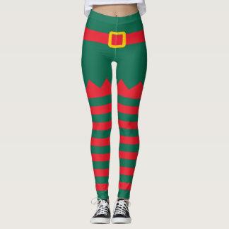 Leggings Noël Elf