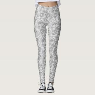Leggings Noir et blanc