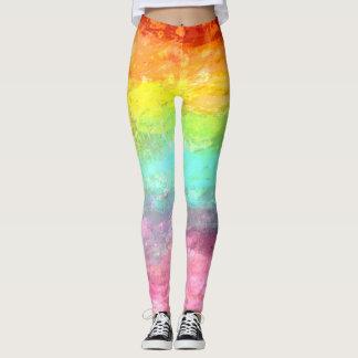 Leggings Painterly