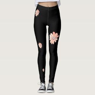 Leggings Pantalon de fleur