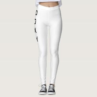 Leggings Pantalon de yoga d'amour de Doxy
