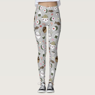 Leggings Pantalon de yoga de sushi