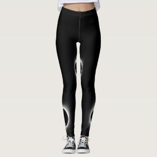 Leggings Pantalon de yoga d'éclipse