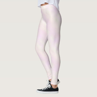 Leggings Rose perlé