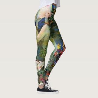 Leggings sirène fantastique