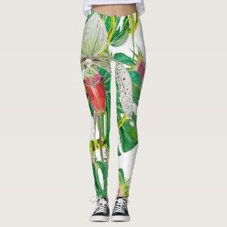 Leggings Tropiques