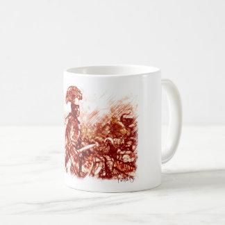 Légionnaire romain dans la bataille mug