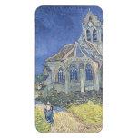 L'église à l'Auvers-sur-Oise Pochette Pour Portable