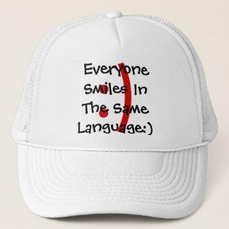 L'email d'émoticône et le casquette modernes de