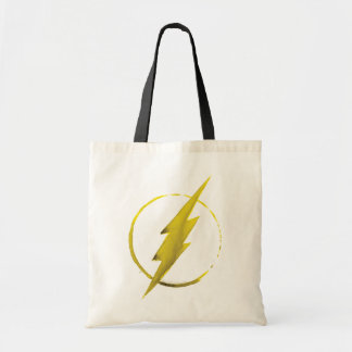 L'emblème | jaune instantané de coffre sac en toile budget