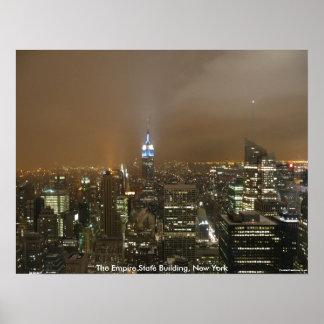 L'Empire State Building, New York (GRAND)