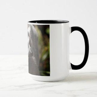 lémur Anneau-coupé la queue Mug