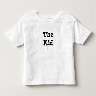 L'enfant, la chemise humoristique de l'enfant t-shirt pour les tous petits