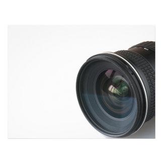 Lense de photo prospectus en couleur