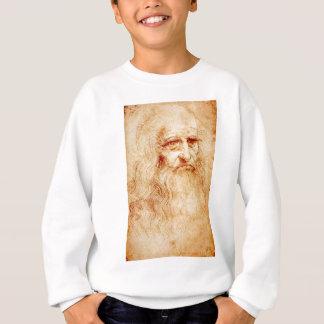 Leonardo da Vinci, autoportrait prétendu Sweatshirt