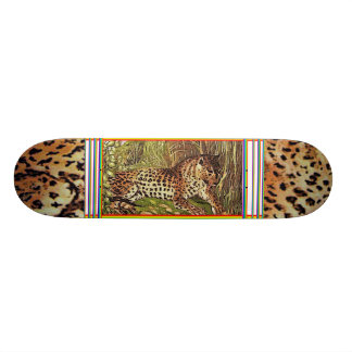 léopard sk.1 skateboards