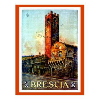 Les années 1920 italiennes vintages des années 10 carte postale