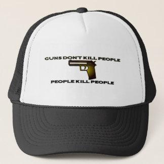 Les armes à feu ne tuent pas le casquette de